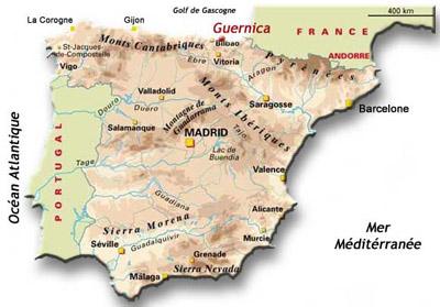 Ville De Guernica Carte | My blog